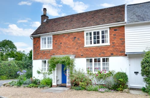 Last Minute Cottages - Splendid Winchelsea  Cottage S59438