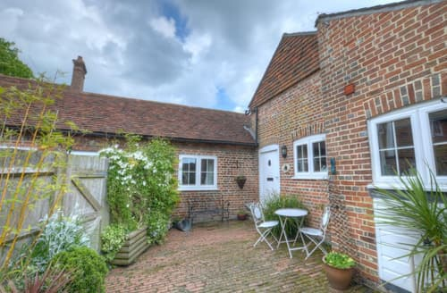 Last Minute Cottages - Splendid Goudhurst Rental S10558