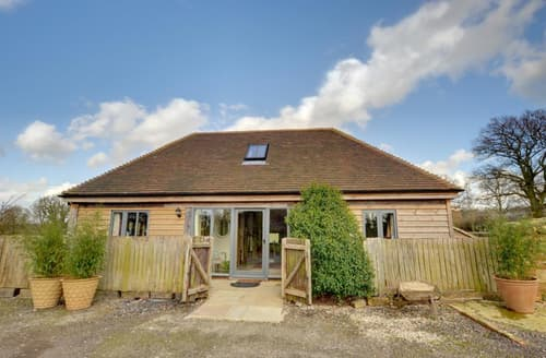 Last Minute Cottages - Splendid Wittersham Rental S10458