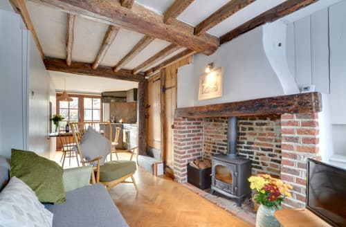 Last Minute Cottages - Splendid Canterbury Cottage S88474