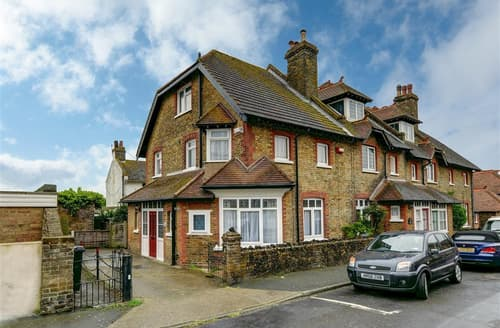 Last Minute Cottages - Stunning Broadstairs Rental S10575