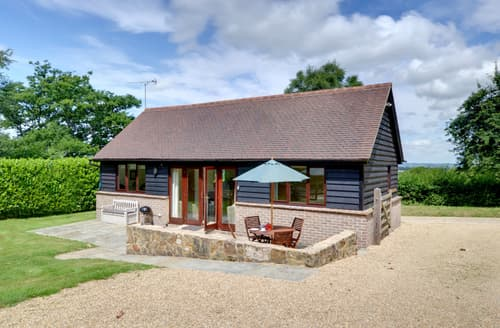 Last Minute Cottages - Delightful Brightling Rental S10425