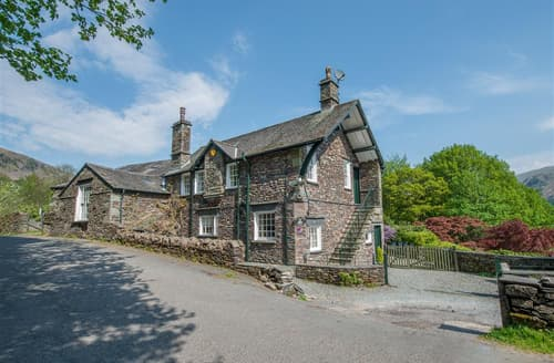 Big Cottages - Attractive Grasmere Rental S25349