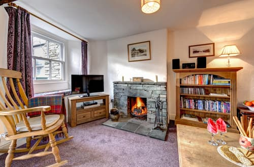 Last Minute Cottages - Tasteful Elterwater Rental S25362