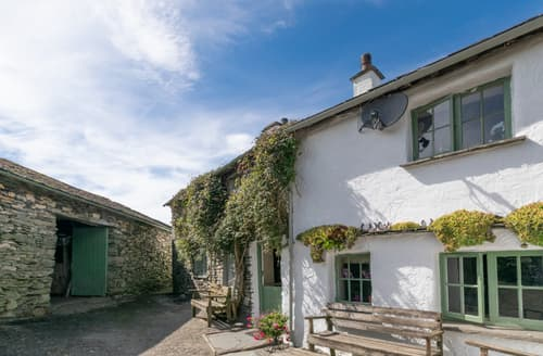 Last Minute Cottages - Adorable Coniston Cottage S122360
