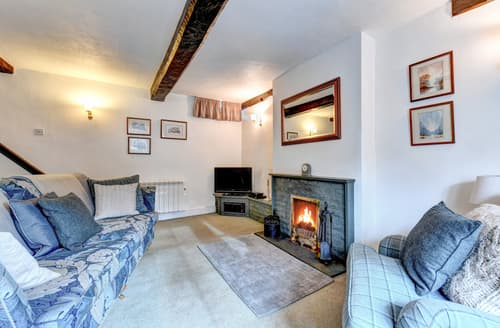 Last Minute Cottages - Cosy Elterwater Cottage S89171