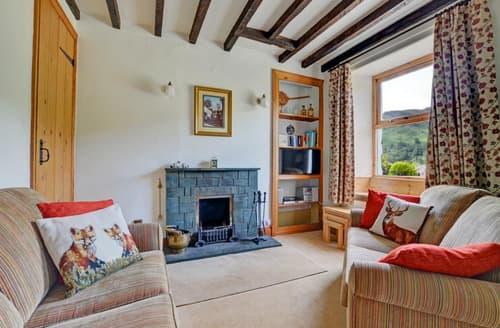 Last Minute Cottages - Cosy Chapel Stile  Rental S25346