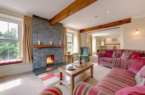 Big Cottages - Stunning Elterwater Cottage S79940