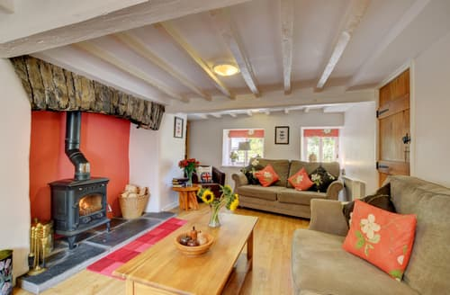 Last Minute Cottages - Gorgeous Newby Bridge Cottage S86977