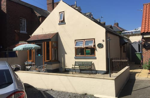 Dog Friendly Cottages - Well Springs Cottage