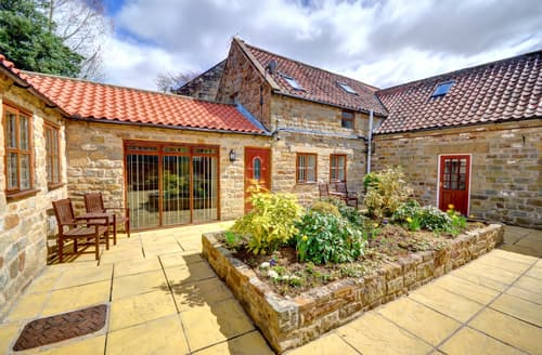 Last Minute Cottages - Luxury Rosedale Abbey Cottage S88343