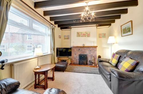 Dog Friendly Cottages - Tasteful Whitby Rental S10861