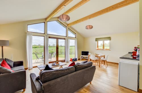Last Minute Cottages - The Barn at Mill View