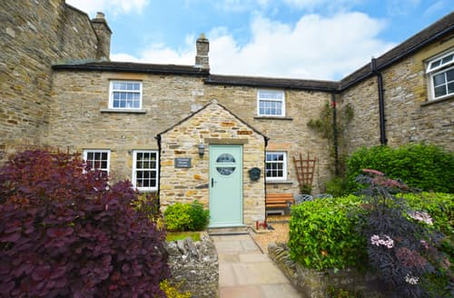 Last Minute Cottages - Luxury Leyburn Cottage S103015