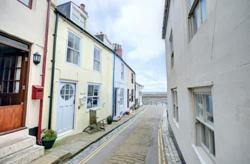 Last Minute Cottages - Captivating Staithes Cottage S57473