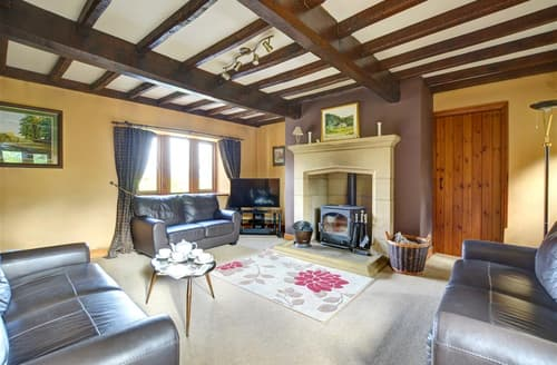 Big Cottages - Inviting Wharfedale Rental S12709