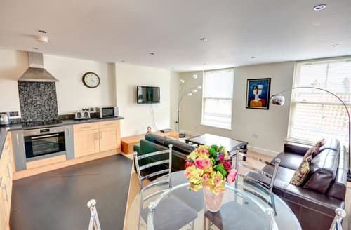 Last Minute Cottages - Adorable Scarborough Apartment S10706