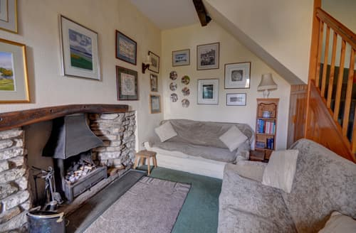 Big Cottages - Luxury Giggleswick Cottage S86222