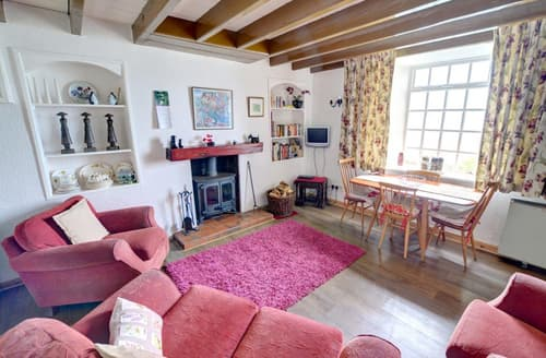 Last Minute Cottages - Tasteful Glaisdale, Whitby Rental S11005