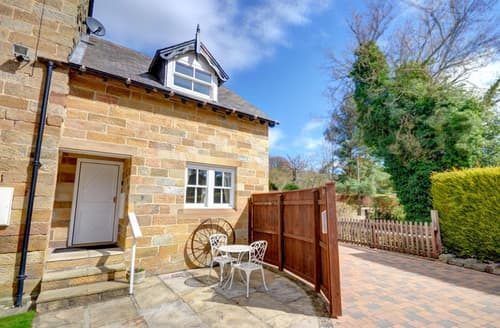 Last Minute Cottages - Inviting Egton Bridge Rental S10879