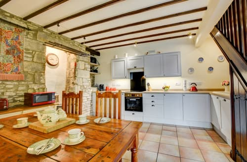 Last Minute Cottages - Splendid Middleham Cottage S42093