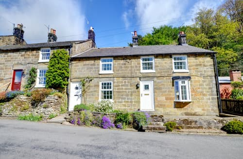 Last Minute Cottages - Beautiful Grosmont Cottage S81501