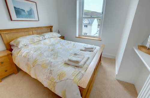 Last Minute Cottages - Captivating Woolacombe Apartment S12109