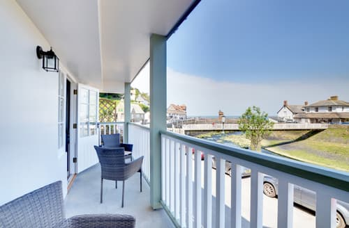 Last Minute Cottages - Stunning Lynmouth Apartment S80647