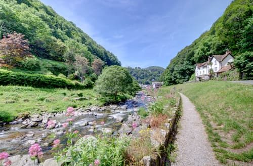 Big Cottages - Excellent Lynmouth Cottage S104467