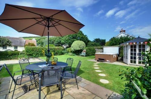 Last Minute Cottages - Quaint Croyde Rental S12282