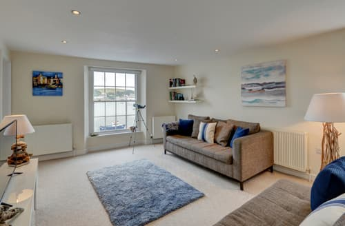 Last Minute Cottages - Exquisite Appledore Apartment S121124