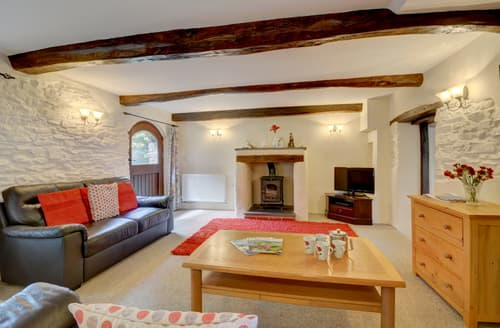 Last Minute Cottages - Inviting Barnstaple Rental S12162