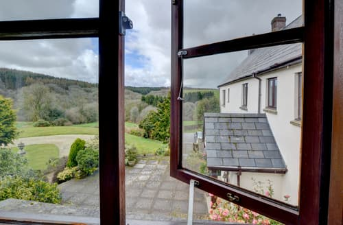 Last Minute Cottages - Gorgeous Nr. South Molton Cottage S97114