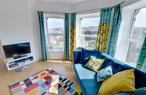 Last Minute Cottages - Attractive Ilfracombe Apartment S12113