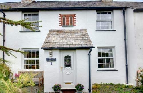 Last Minute Cottages - Splendid Nr Hartland Rental S12410