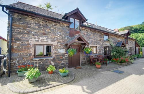 Last Minute Cottages - Cosy Swimbridge Rental S12406