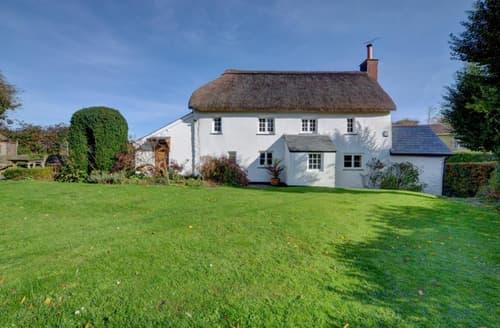 Last Minute Cottages - Fritham Cottage