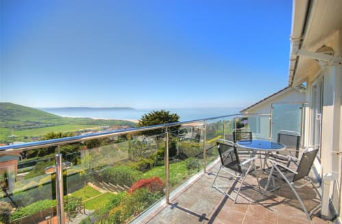 Last Minute Cottages - Stunning Woolacombe Rental S12086