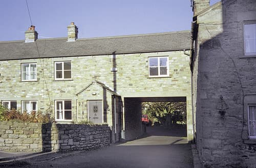 Dog Friendly Cottages - 1 Chestnut Garth