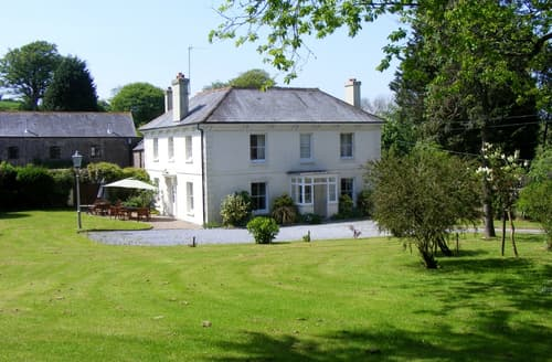 Last Minute Cottages - Buckland House