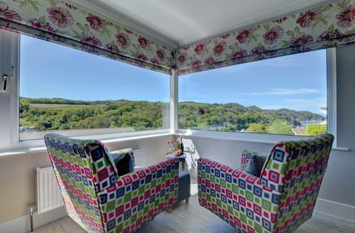 Last Minute Cottages - Inviting Combe Martin Cottage S104464