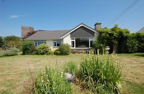Last Minute Cottages - Exquisite Barnstaple Rental S12154