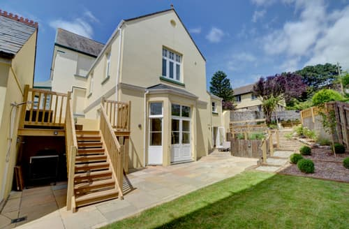 Last Minute Cottages - Luxury Instow Cottage S105057