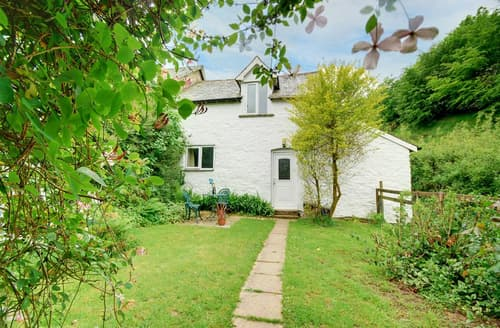 Last Minute Cottages - Excellent Parracombe Rental S12244