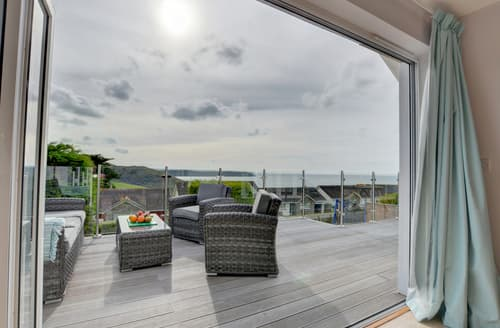 Last Minute Cottages - Excellent Woolacombe Cottage S86858