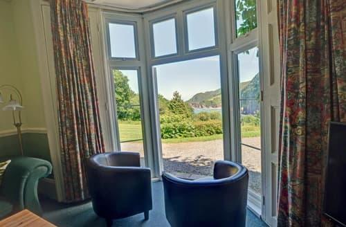 Last Minute Cottages - Exquisite Parracombe Apartment S12229