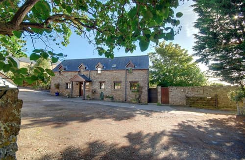 Last Minute Cottages - Pusehill Barn