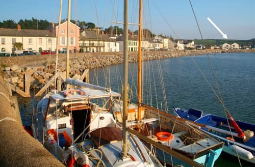 Last Minute Cottages - Captivating Instow Apartment S12201