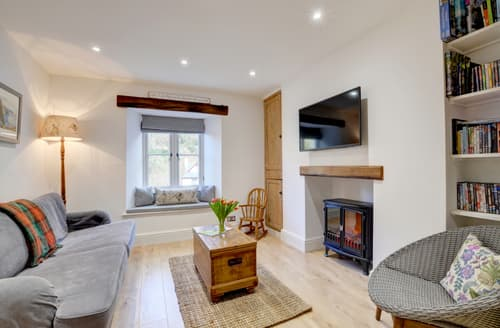 Last Minute Cottages - Cosy Lynmouth Cottage S94328