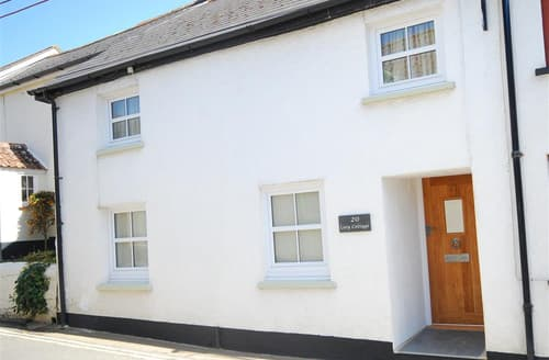 Last Minute Cottages - Inviting Braunton Rental S12250